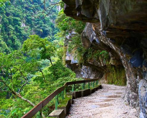 |山林|國內員工旅遊/花蓮太魯閣國家公園琉璃幽谷