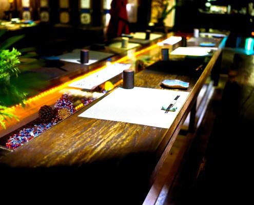 |空間|國內員工旅遊公關/宜蘭無菜單料理掌上明珠