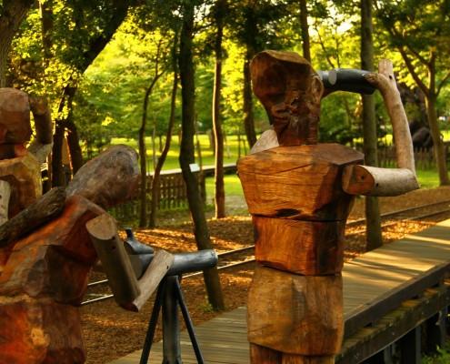 |城村|國內員工旅遊公關/宜蘭羅東林業博物館